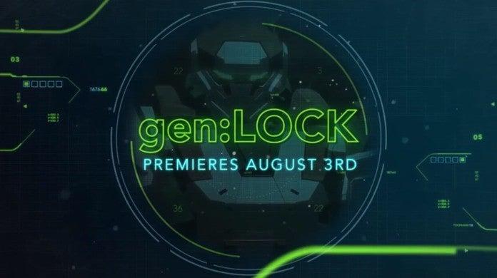 genLOCK Toonami Promo