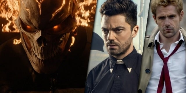 Ghost Rider Reportedly Hires Preacher and Constantine Production Designer Dave Blass
