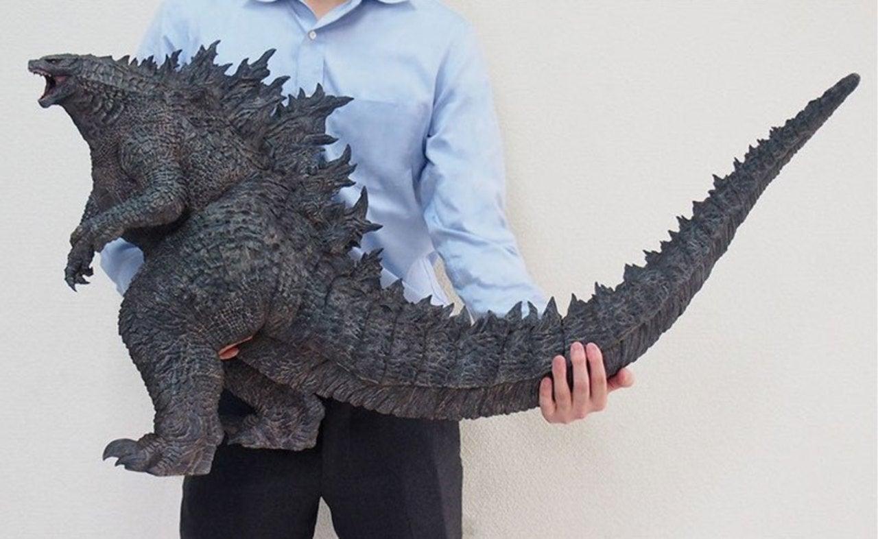 Massive New Godzilla Collectible Roars In At $600
