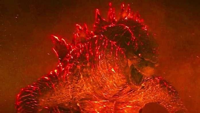 Godzilla Burning