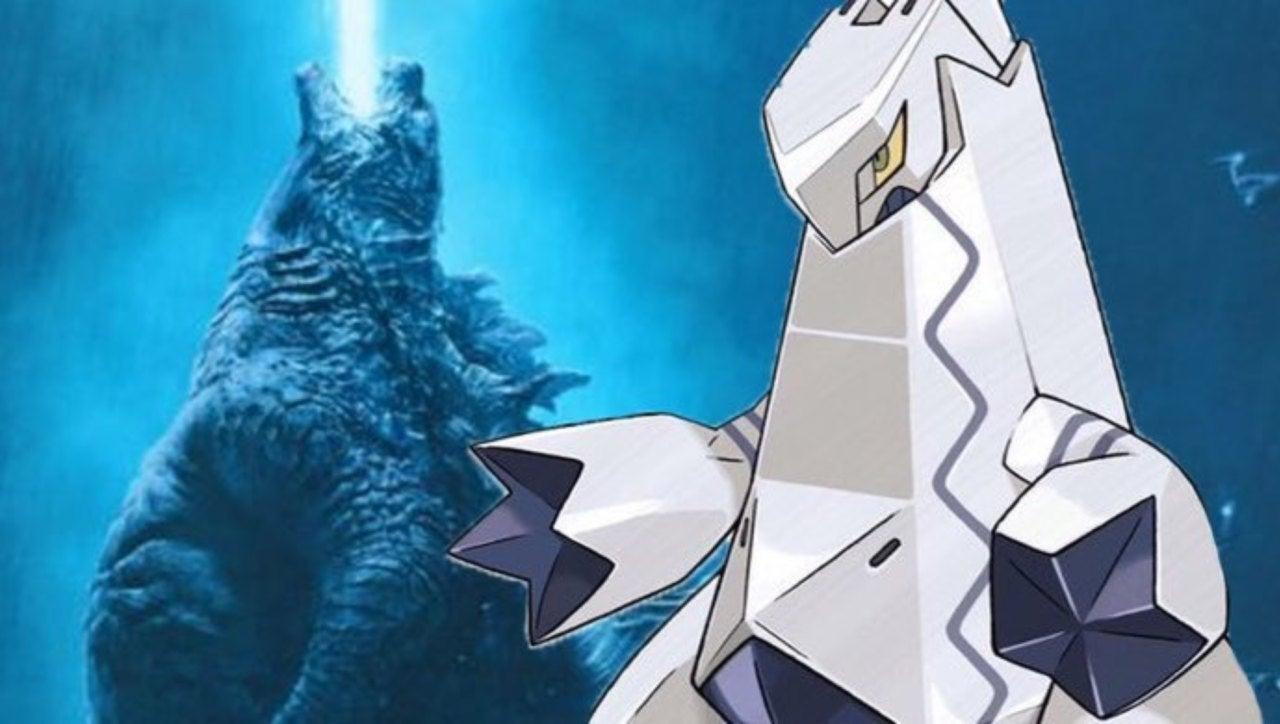 Godzilla Gets A Shoutout With Pokemon S Latest Generation 8 Addition