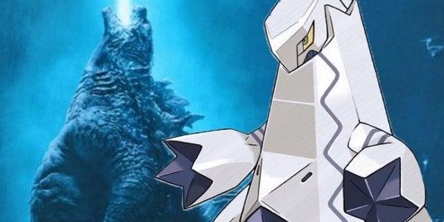 Godzilla Gets A Shoutout With Pokemon's Latest Generation 8 Addition