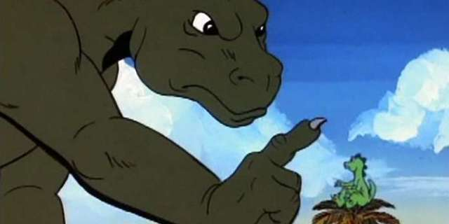 Adorable Godzilla Statues Imagine Kaiju's Baby Form