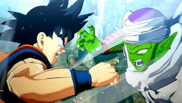 Goku Piccolo