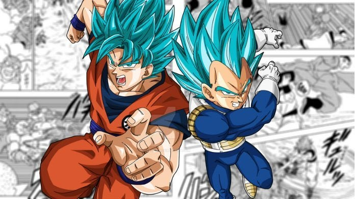 Goku-Vegeta-Dragon-Ball-Super