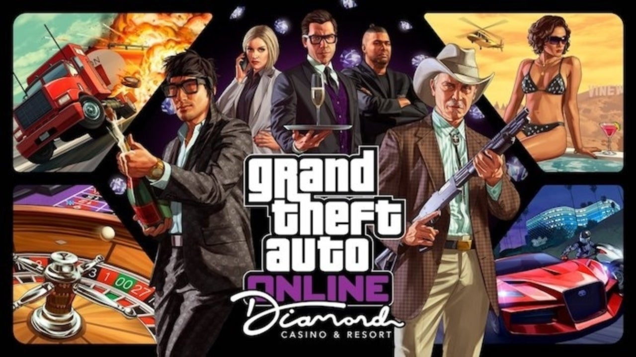 GTA Online Announces The Diamond Program Ahead of Casino & Resort Release