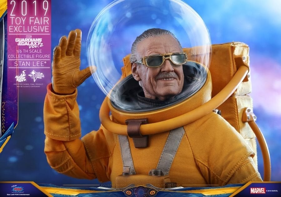 Guardians of the Galaxy Vol. 2 - Stan Lee Collectible Figure 01