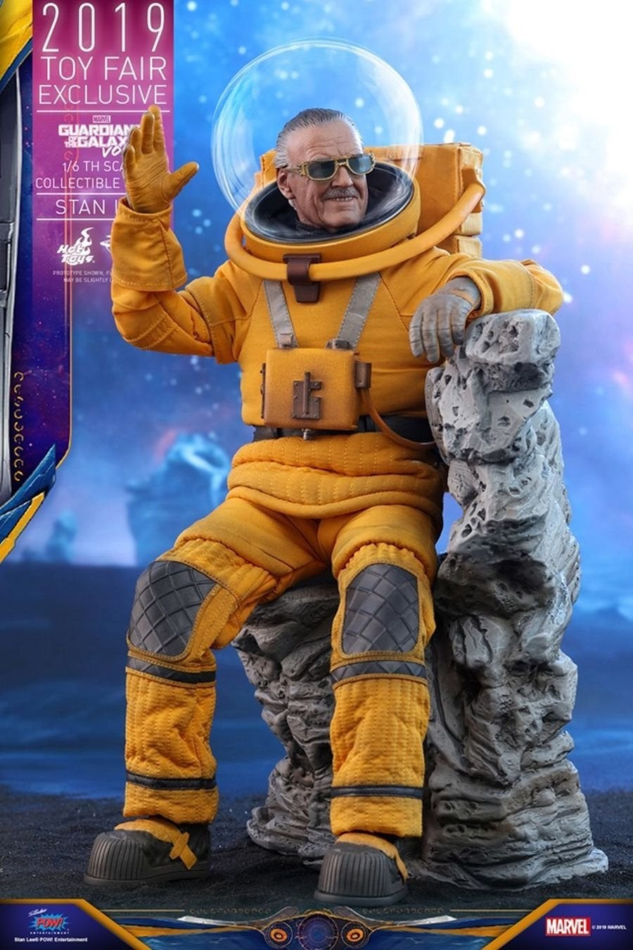 Guardians of the Galaxy Vol. 2 - Stan Lee Collectible Figure 02