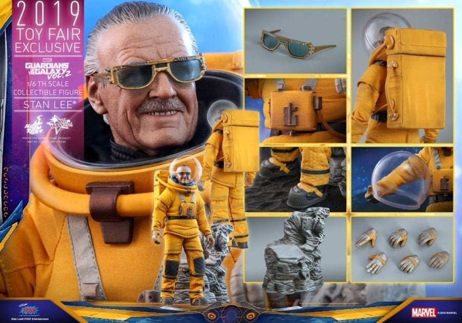 Guardians of the Galaxy Vol. 2 - Stan Lee Collectible Figure 03