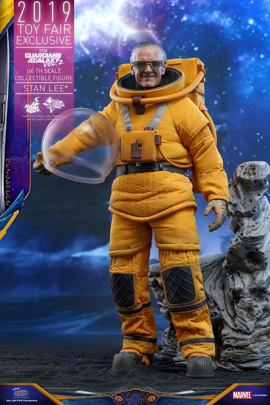Guardians of the Galaxy Vol. 2 - Stan Lee Collectible Figure 04