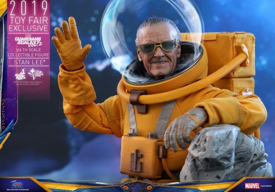 Stan Lee Guardians Of The Galaxy Vol. 2 Collectible Figure