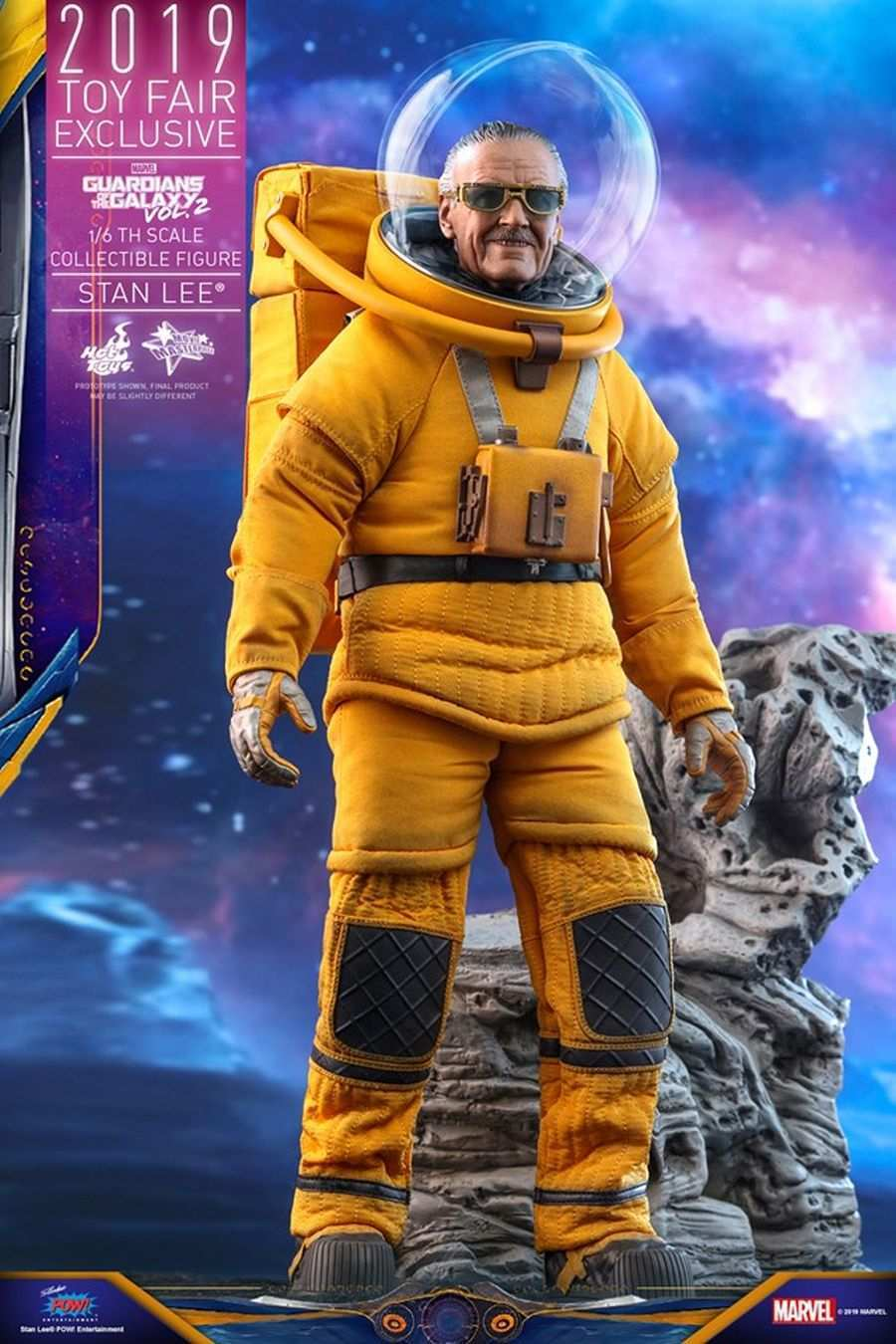 Guardians of the Galaxy Vol. 2 - Stan Lee Collectible Figure 06
