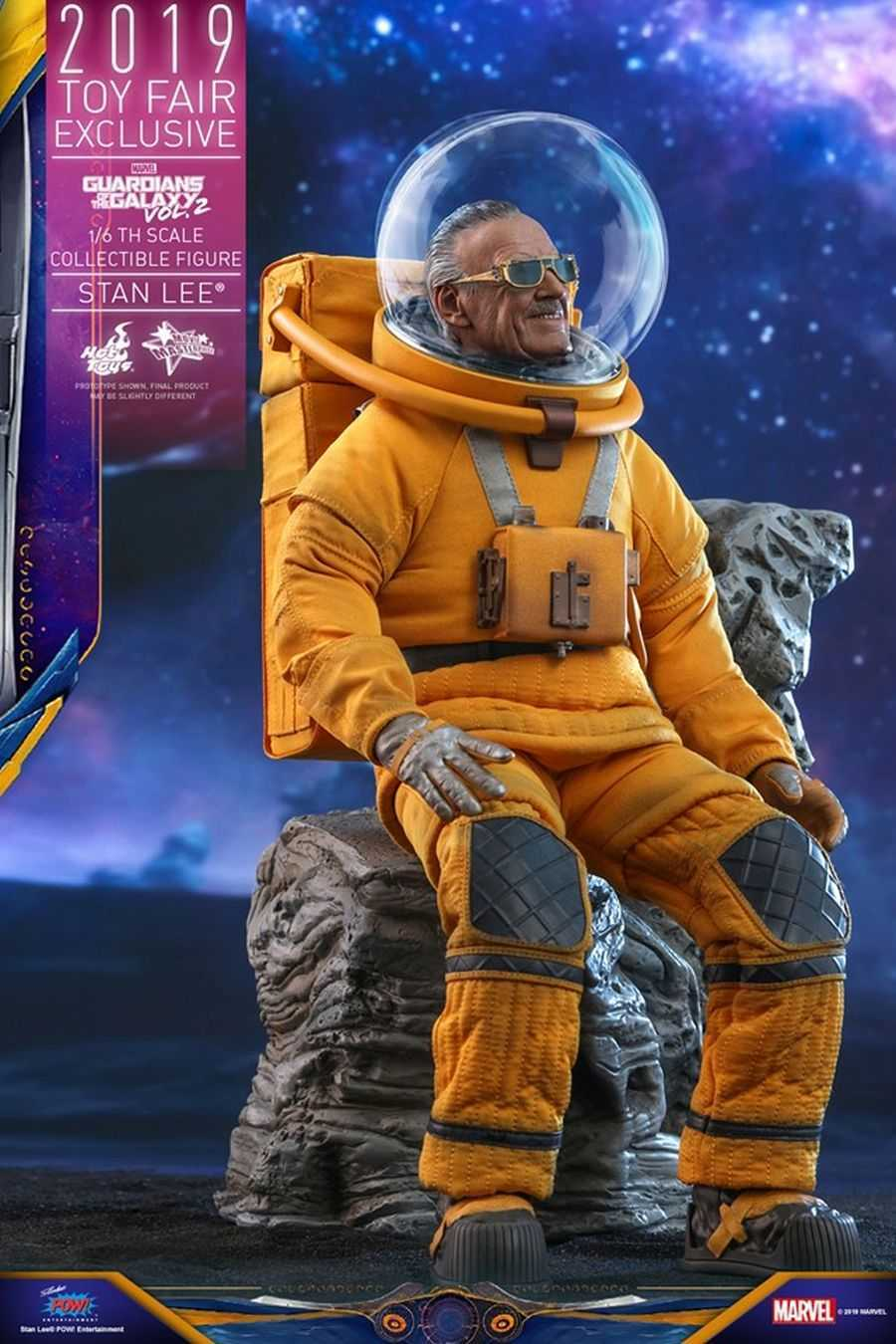 Guardians of the Galaxy Vol. 2 - Stan Lee Collectible Figure 07