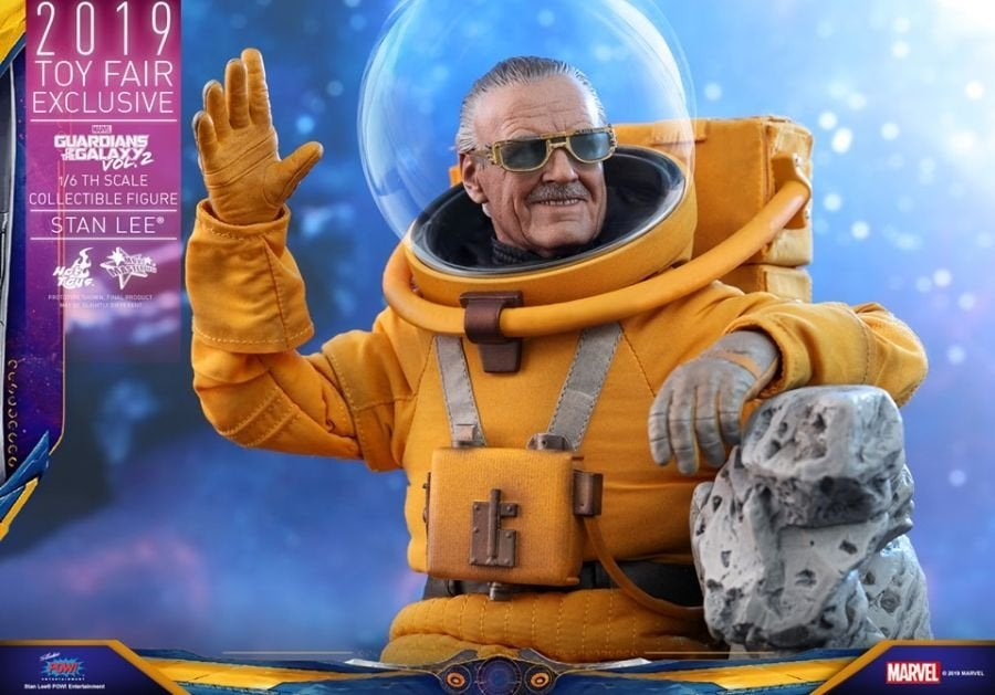 Guardians of the Galaxy Vol. 2 - Stan Lee Collectible Figure 08