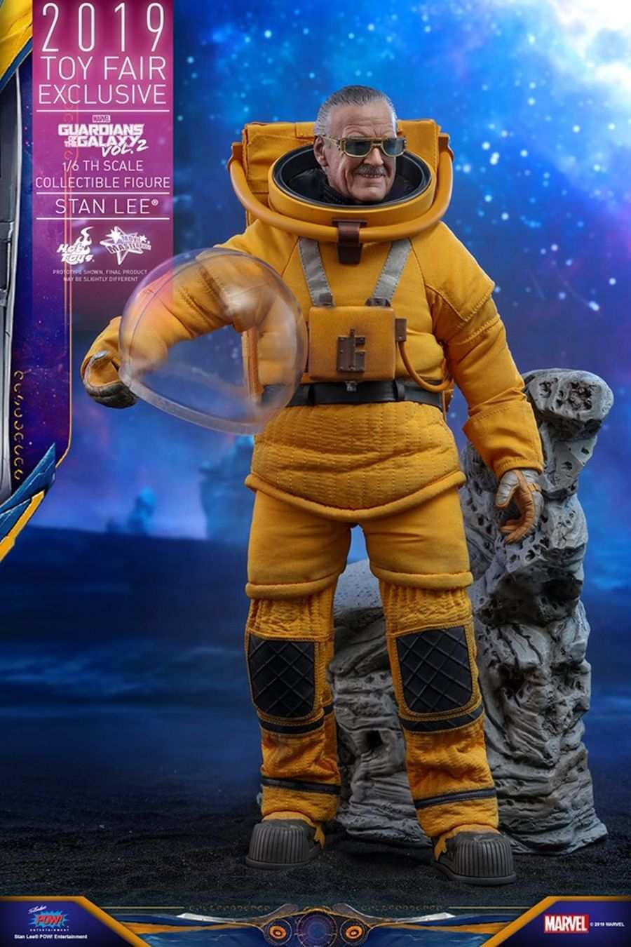 Guardians of the Galaxy Vol. 2 - Stan Lee Collectible Figure 09