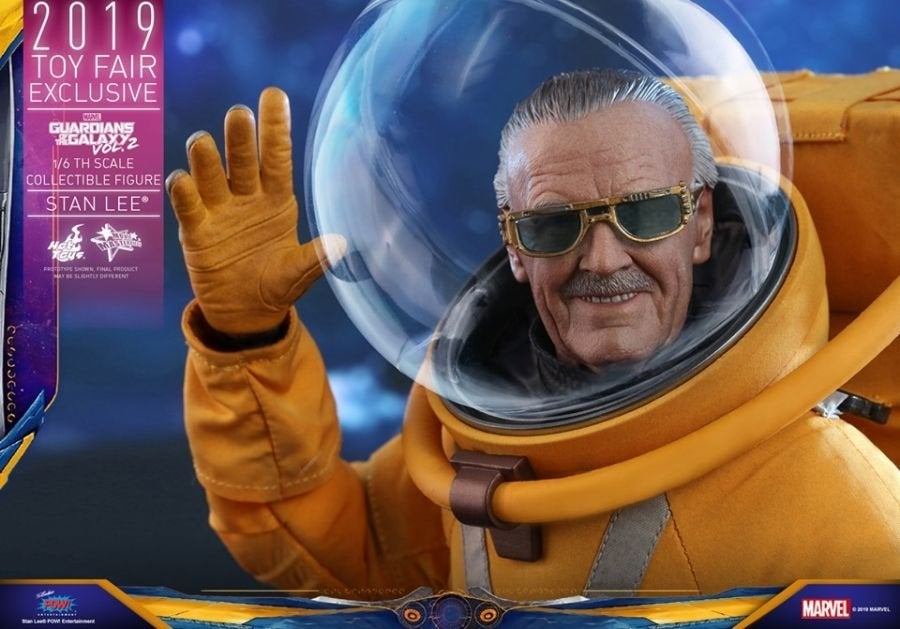 Guardians of the Galaxy Vol. 2 - Stan Lee Collectible Figure 10