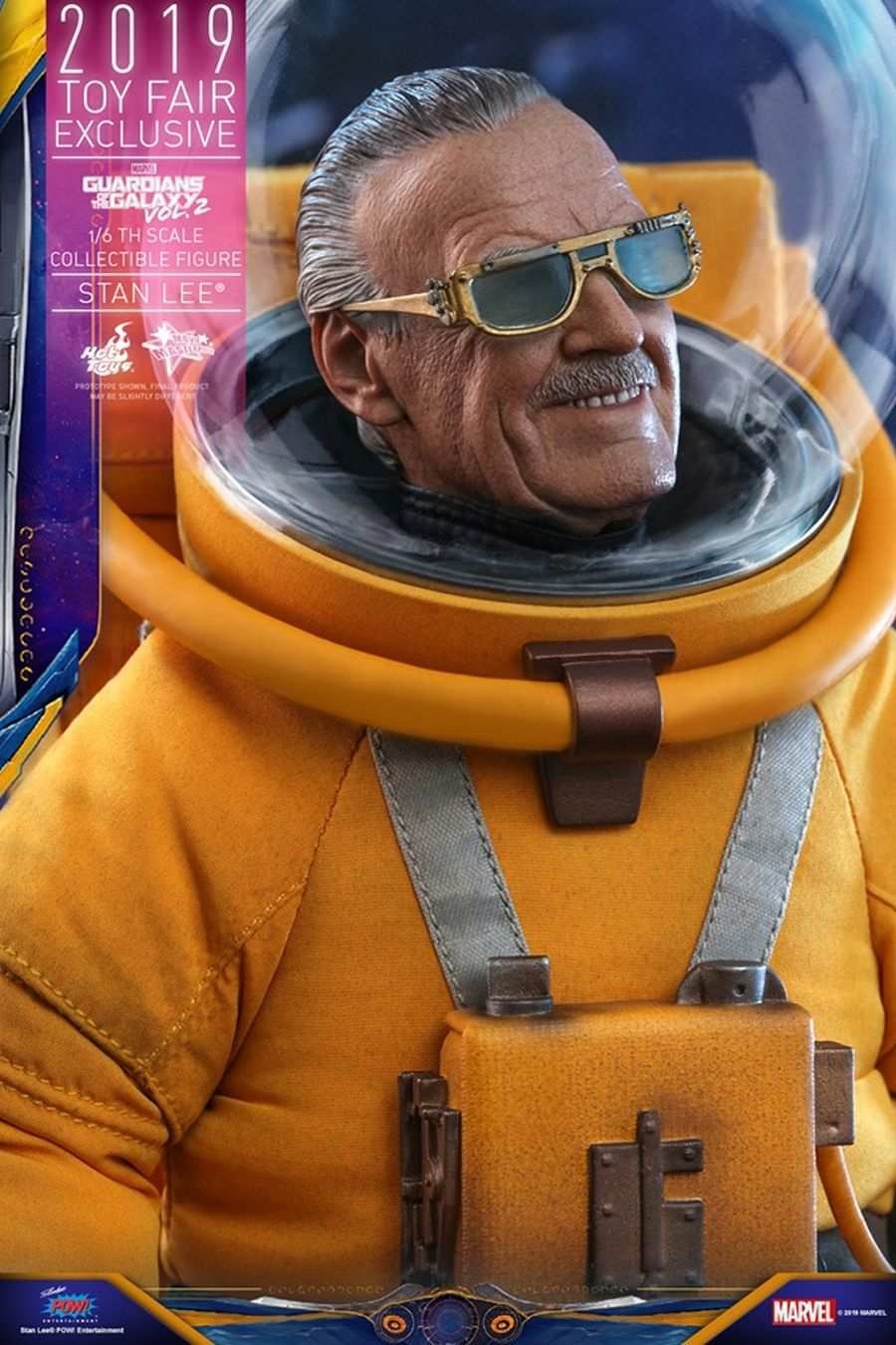 Guardians of the Galaxy Vol. 2 - Stan Lee Collectible Figure 11