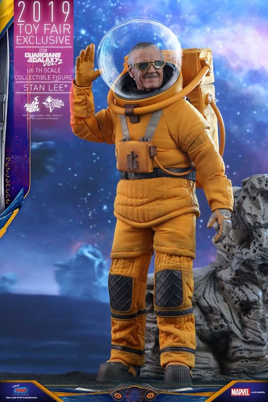 Guardians of the Galaxy Vol. 2 - Stan Lee Collectible Figure 12