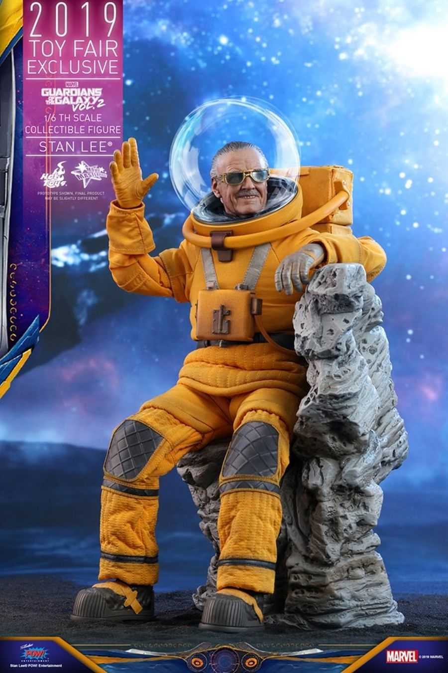 Guardians of the Galaxy Vol. 2 - Stan Lee Collectible Figure 13
