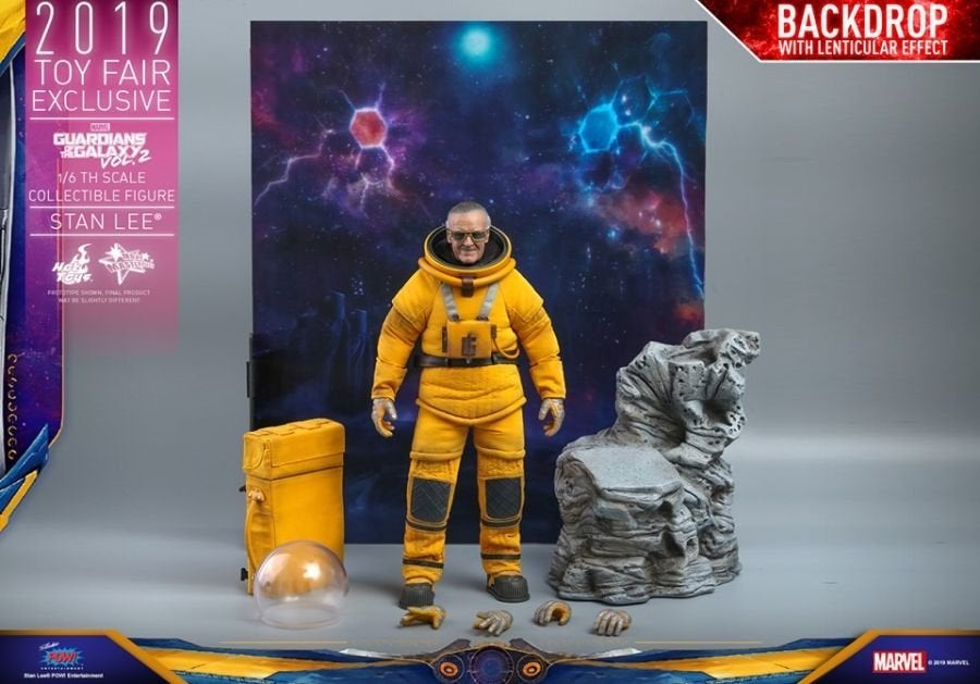 Guardians of the Galaxy Vol. 2 - Stan Lee Collectible Figure 14