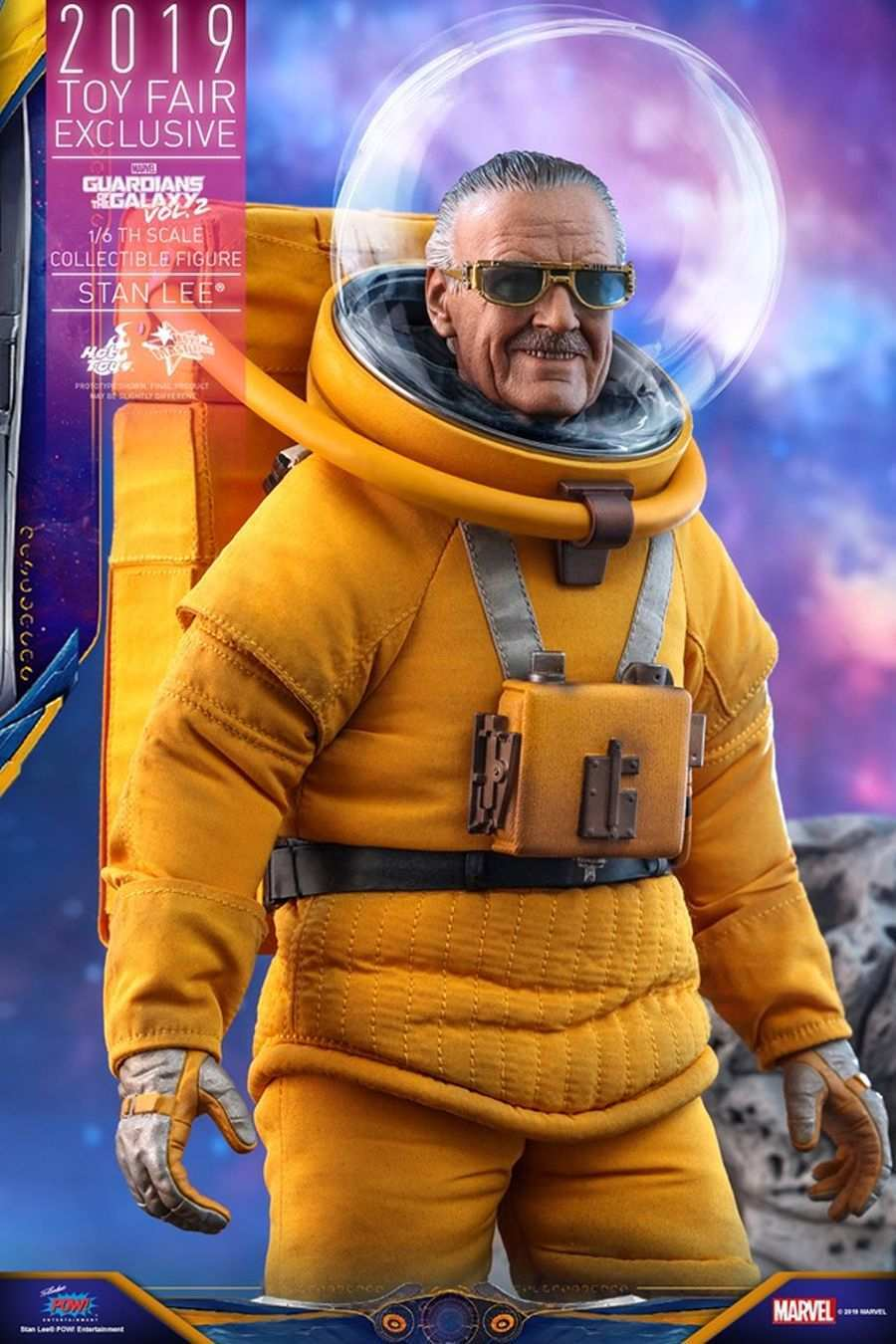 Guardians of the Galaxy Vol. 2 - Stan Lee Collectible Figure 15