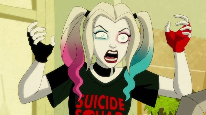 harley quinn animated series dc universe trailer