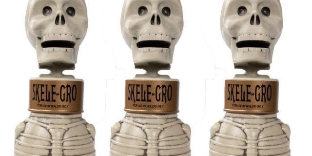 Harry Potter Skele-Gro Replica Water Bottle Refreshes and Regenerates