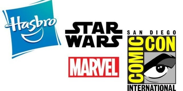 Hasbro's Second Wave of Comic-Con 2019 Merch Arrives Tonight