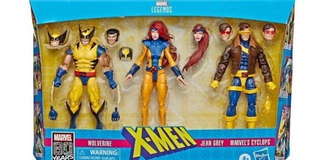 Marvel Legends Comic-Con Figure Packs Are Available Now