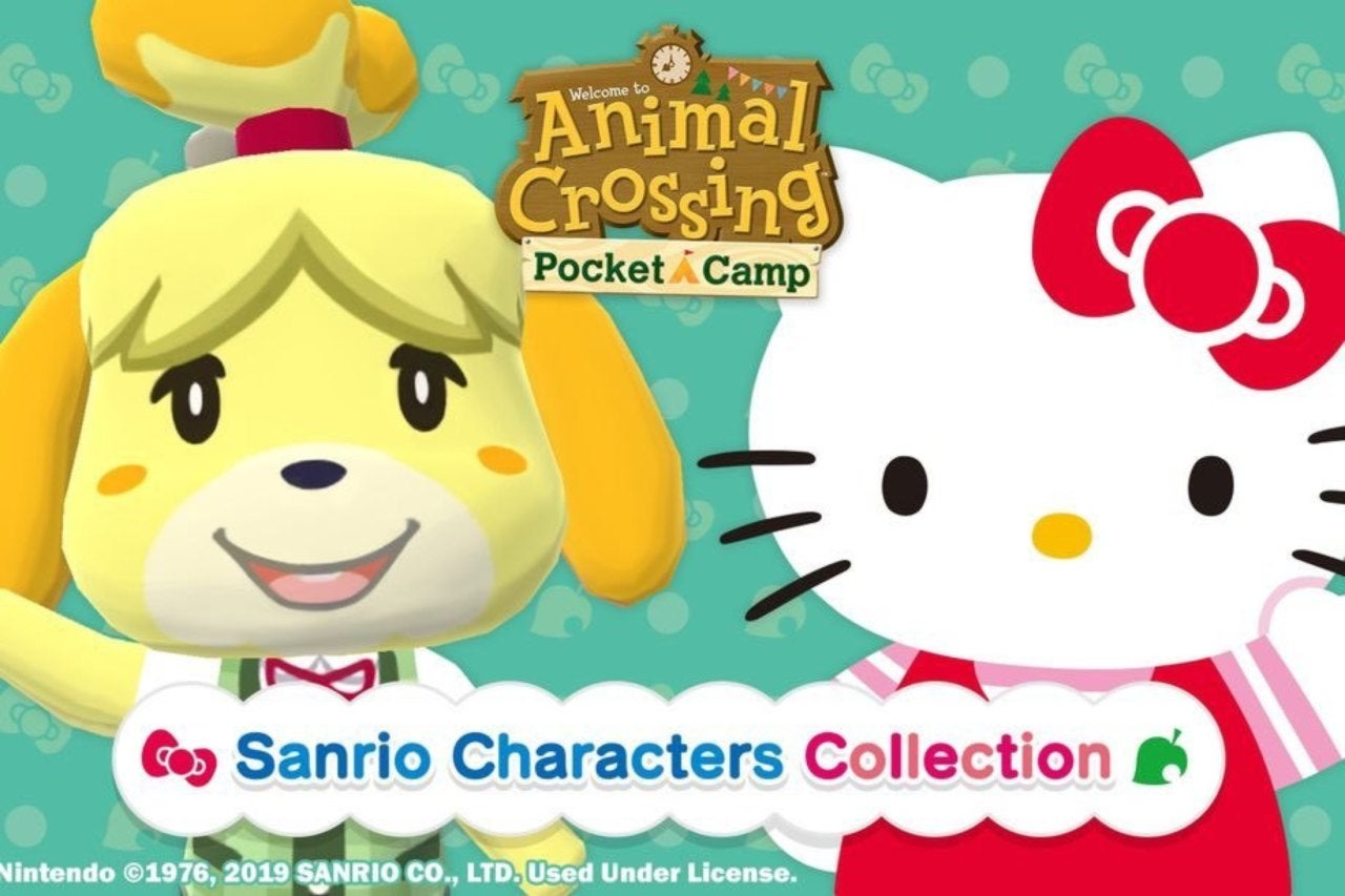 Hello Kitty Celebrates Anniversary With Animal Crossing Crossover