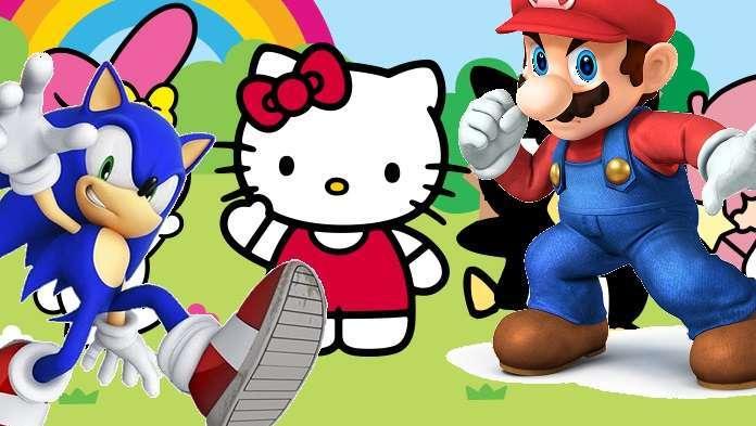 Hello Kitty Gamer