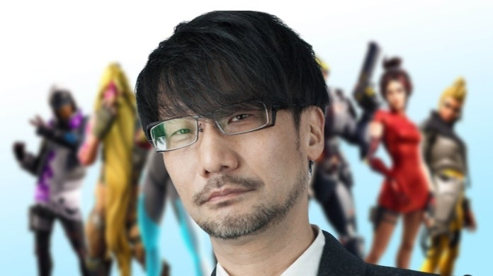 Hideo Kojima Battle Royale Fortnite PUBG Apex Legends