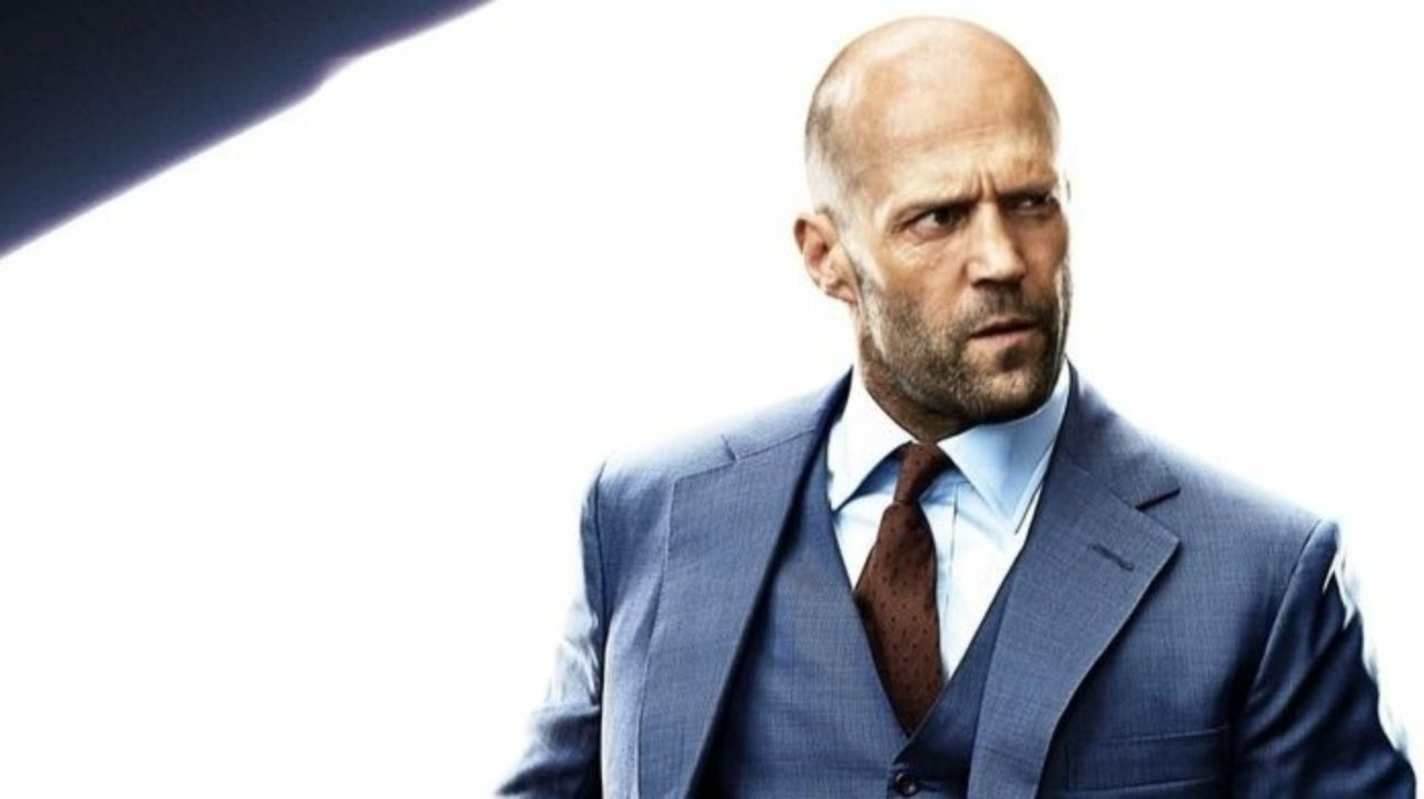 Jason Statham Says Hobbs & Shaw Cut Some X-Rated Scenes