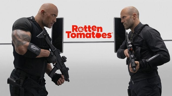 hobbs and shaw rotten tomatoes scores