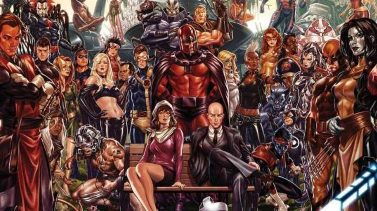 Here's All of the X-Men Back From the Dead in House of X #1