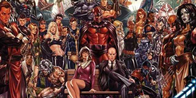 Jonathan Hickman Addresses Marvel's X-Men Timeline Errors