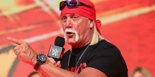 Watch: Hulk Hogan Shown Getting Unauthorized Police Escort In Video