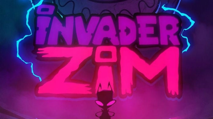 invader zim poster hed cropped