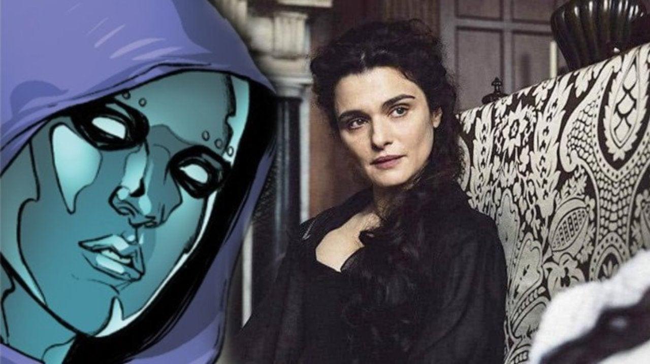 Black Widow May Have Cast Rachel Weisz as Villain Iron Maiden