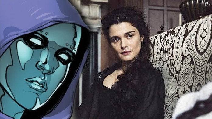 Iron Maiden Black Widow Rachel Weisz