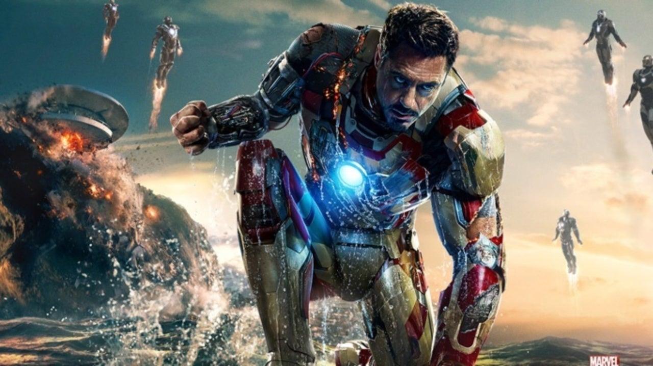 Marvel Wins Lawsuit Involving Iron Man 3 Poster