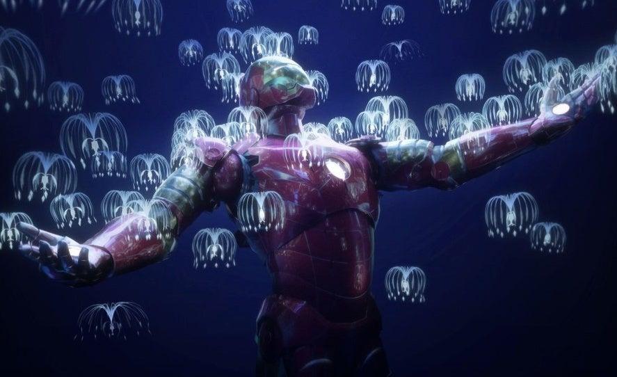 iron man avatar
