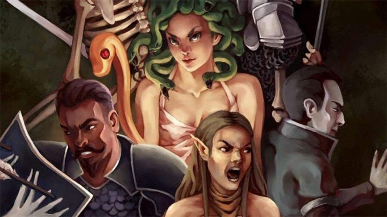 Explore Player Curses in New Dungeons & Dragons Supplement