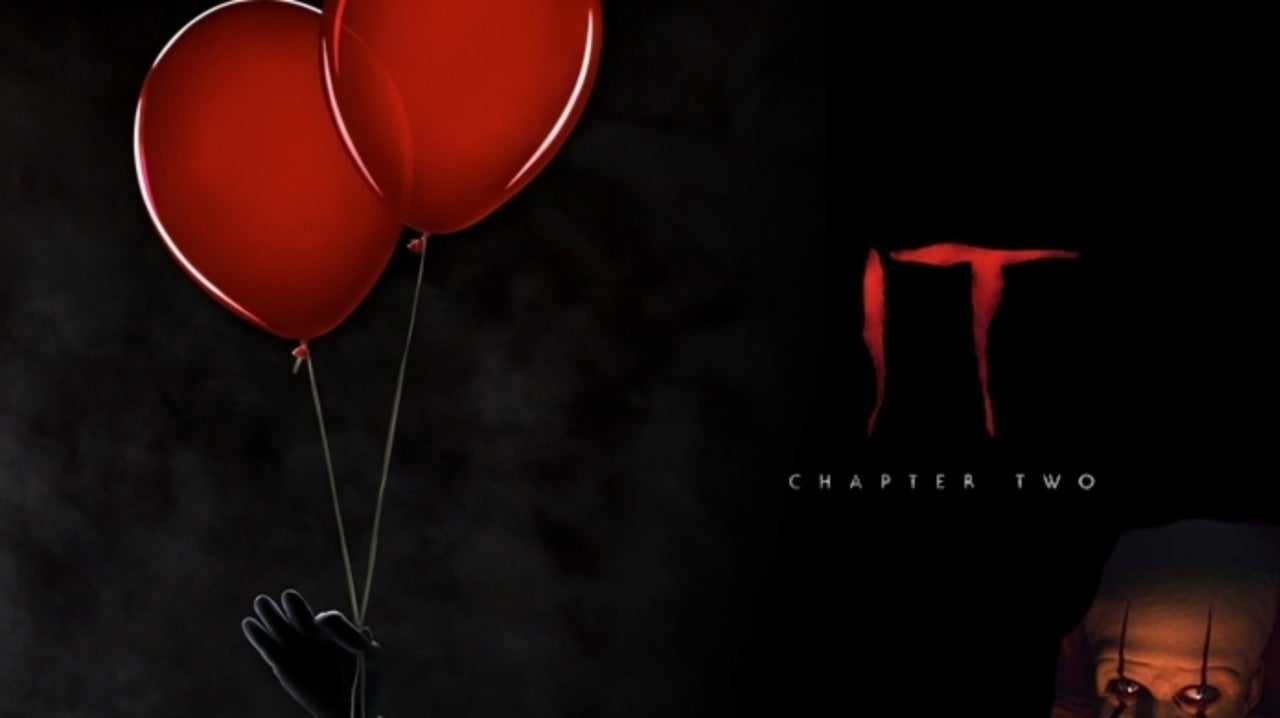 First IT CHAPTER TWO Reactions Surface Online