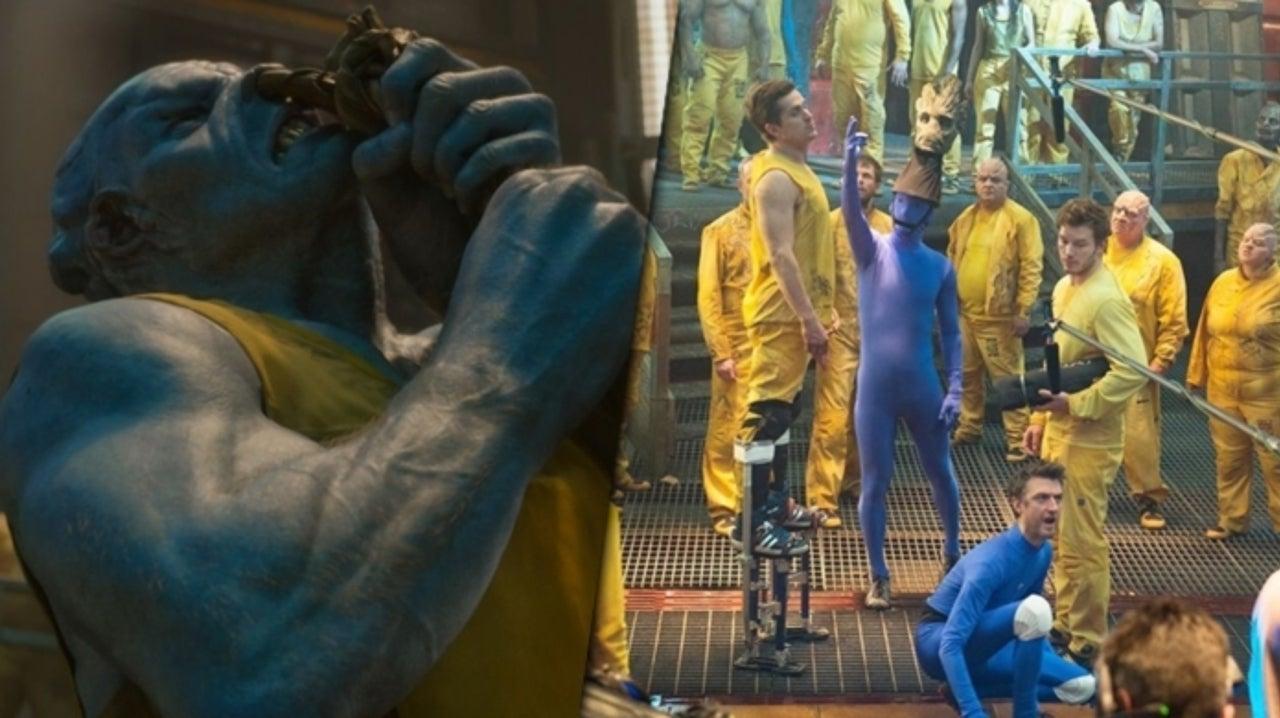 James Gunn Shares Throwback BTS Pic of Original Guardians of the Galaxy