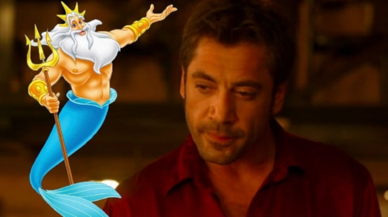 The Little Mermaid: Javier Bardem Up For King Triton Role
