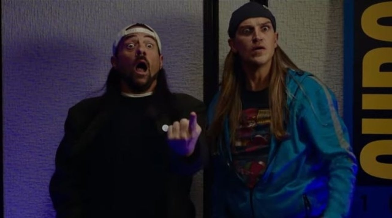 Kevin Smith Celebrates the Home Release of Jay & Silent Bob Reboot