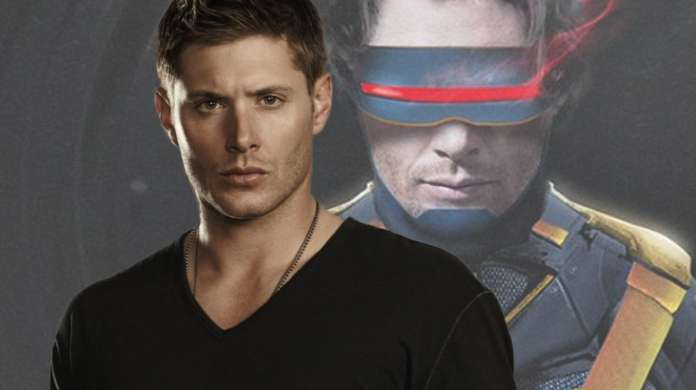Jensen Ackles Cyclops X-Men Marvel
