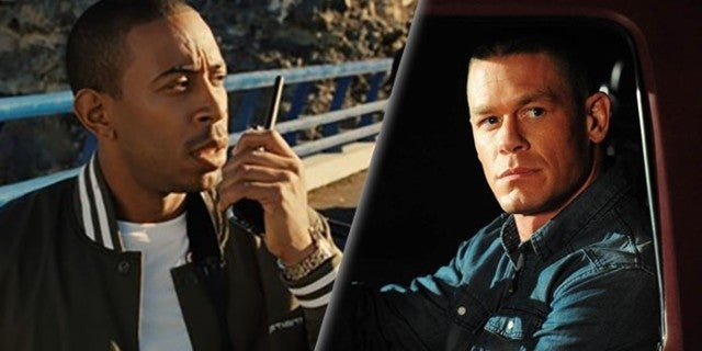 Ludacris Welcomes John Cena to Fast & Furious 9