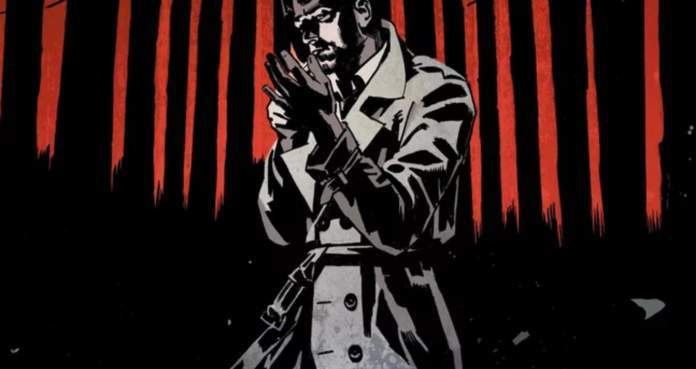 John Constantine Black Label - Cover